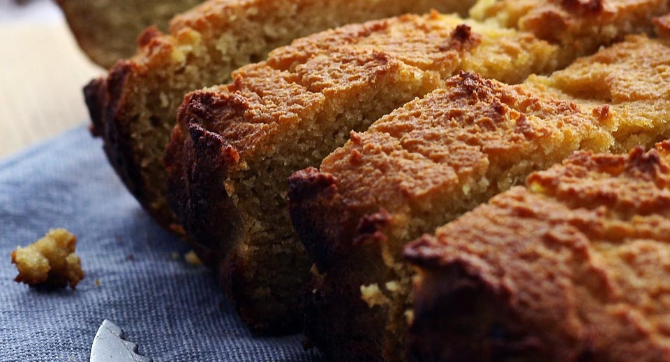 Amaranth Brot - glutenfrei und vegan