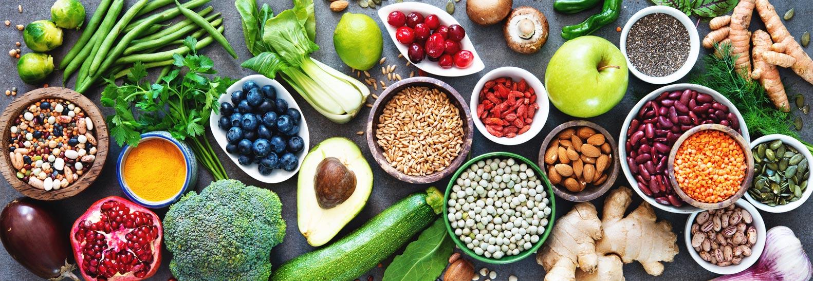 Superfoods - es heißt, sie können Krankheiten vorbeugen