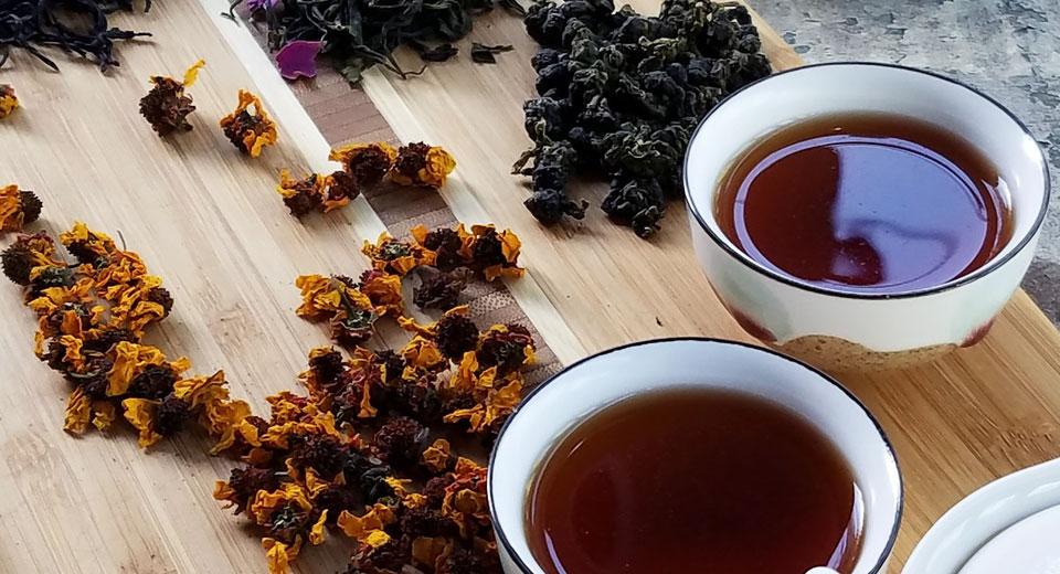 Hampstead Tea – sanft, mild und frisch aus biologischem Anbau